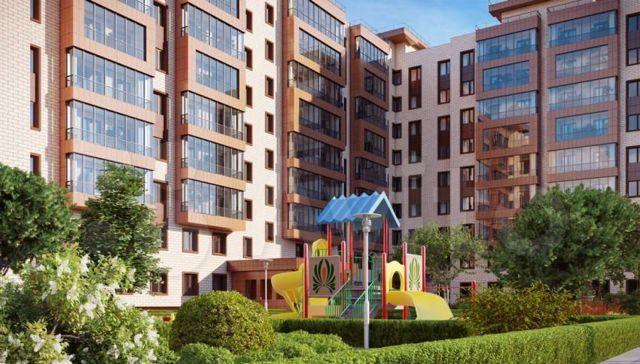 Продажа однокомнатной квартиры деревня Пирогово, цена 3220000 рублей, 2021 год объявление №581739 на megabaz.ru