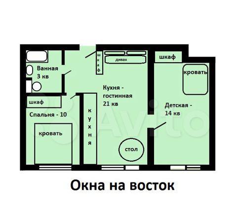 Продажа трёхкомнатной квартиры Москва, метро Курская, Гороховский переулок 11-13, цена 15799999 рублей, 2021 год объявление №365371 на megabaz.ru