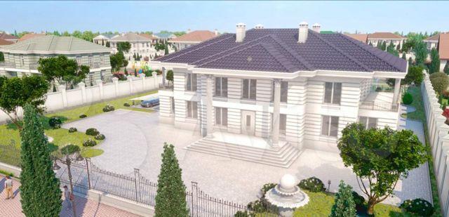 Продажа дома село Остров, цена 7600000 рублей, 2021 год объявление №519614 на megabaz.ru