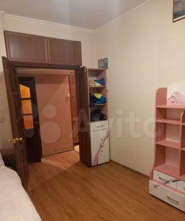 Продажа двухкомнатной квартиры село Жаворонки, Железнодорожная улица 16, цена 2700000 рублей, 2021 год объявление №550536 на megabaz.ru