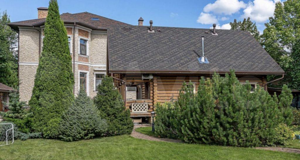 Продажа дома деревня Солослово, цена 165000000 рублей, 2021 год объявление №569552 на megabaz.ru