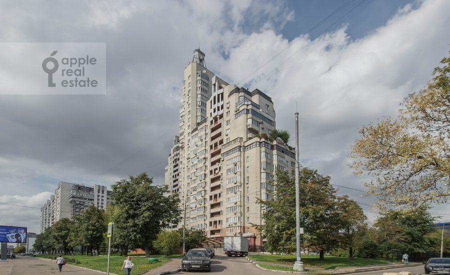 Аренда двухкомнатной квартиры Москва, метро Крестьянская застава, Марксистская улица 7, цена 120000 рублей, 2021 год объявление №1296682 на megabaz.ru
