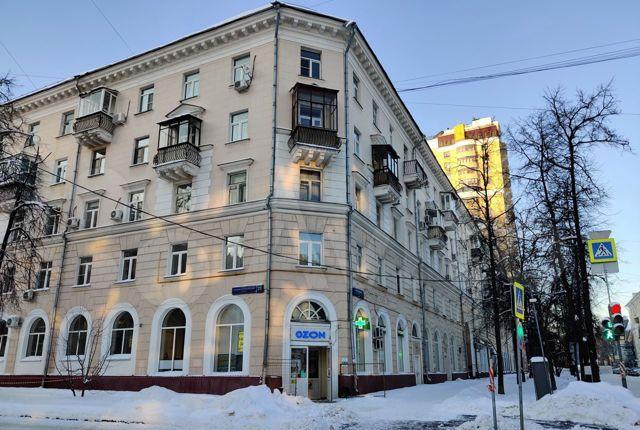 Продажа трёхкомнатной квартиры Москва, метро Первомайская, 13-я Парковая улица 11, цена 14500000 рублей, 2021 год объявление №557558 на megabaz.ru