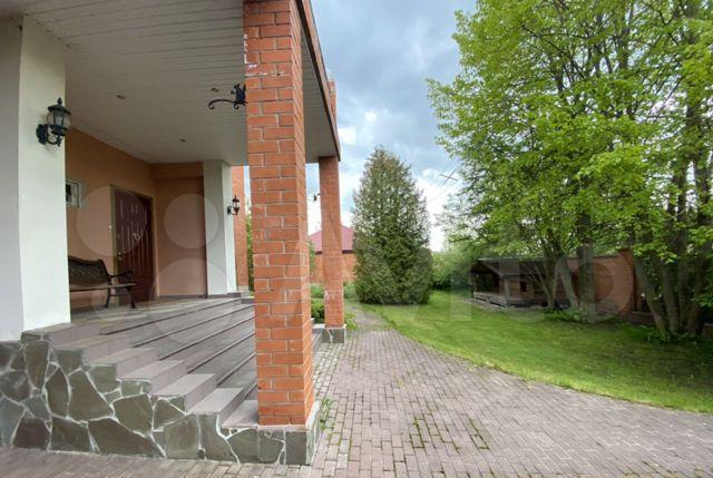 Продажа дома деревня Ворщиково, 3-я Луговая улица, цена 12500000 рублей, 2021 год объявление №539164 на megabaz.ru
