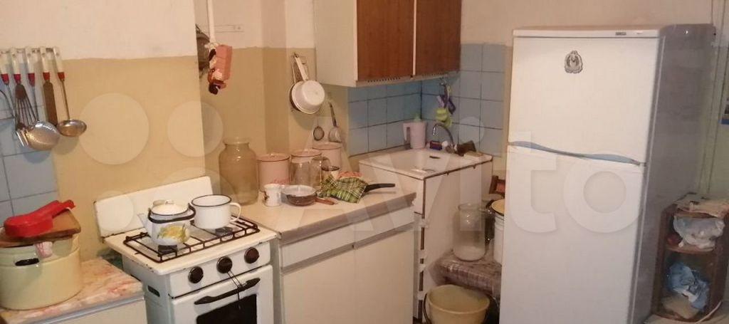 Продажа однокомнатной квартиры поселок Старый Городок, Заводская улица 16, цена 2200000 рублей, 2021 год объявление №660655 на megabaz.ru
