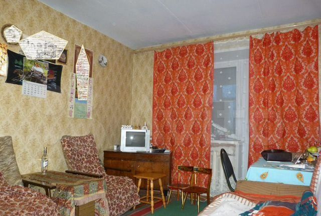 Продажа однокомнатной квартиры поселок Бакшеево, улица 1 Мая 34/1, цена 650000 рублей, 2021 год объявление №574999 на megabaz.ru