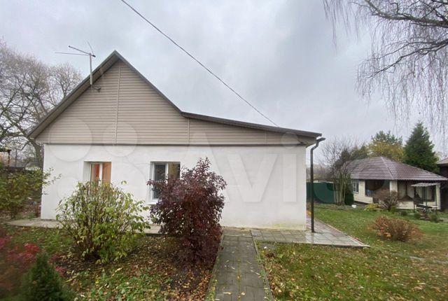 Продажа дома деревня Одинцово, цена 6500000 рублей, 2021 год объявление №485860 на megabaz.ru
