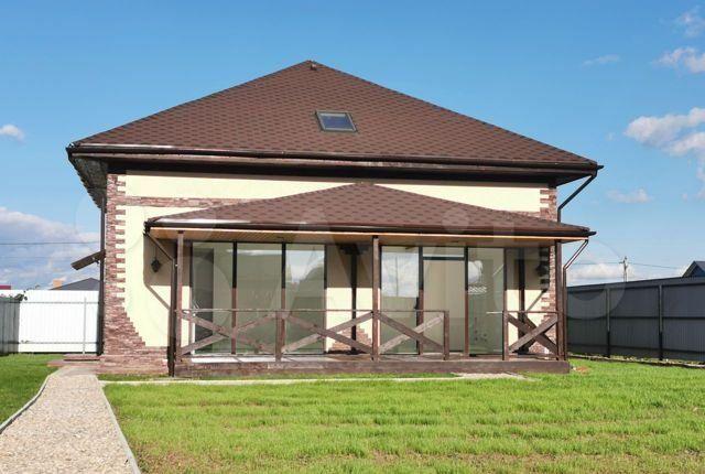 Продажа дома село Верхнее Мячково, цена 9950000 рублей, 2021 год объявление №530542 на megabaz.ru