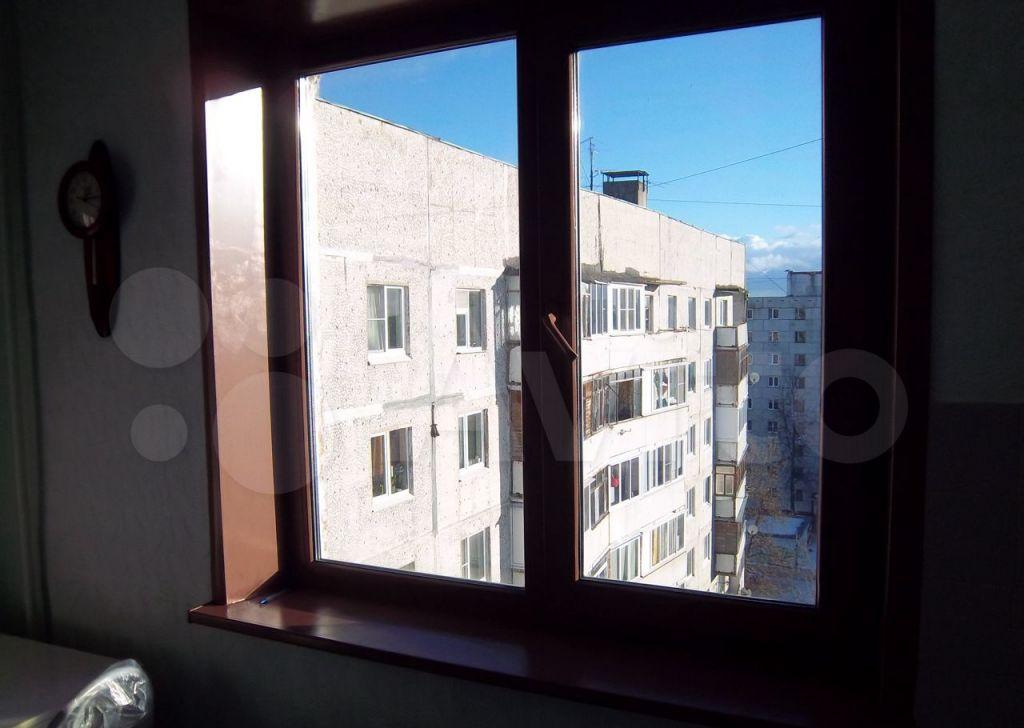 Продажа однокомнатной квартиры Пушкино, цена 3850000 рублей, 2021 год объявление №596828 на megabaz.ru