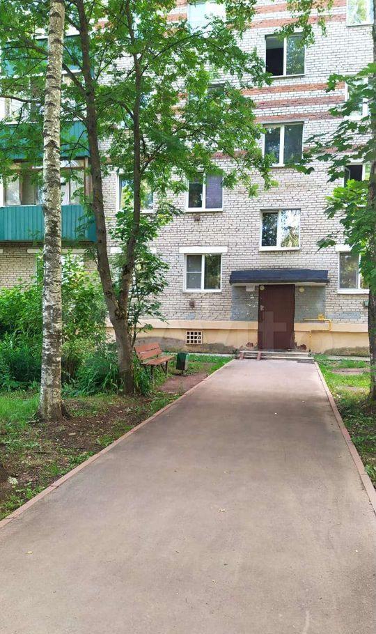 Продажа двухкомнатной квартиры Солнечногорск, Вертлинская улица 11, цена 4700000 рублей, 2021 год объявление №666318 на megabaz.ru