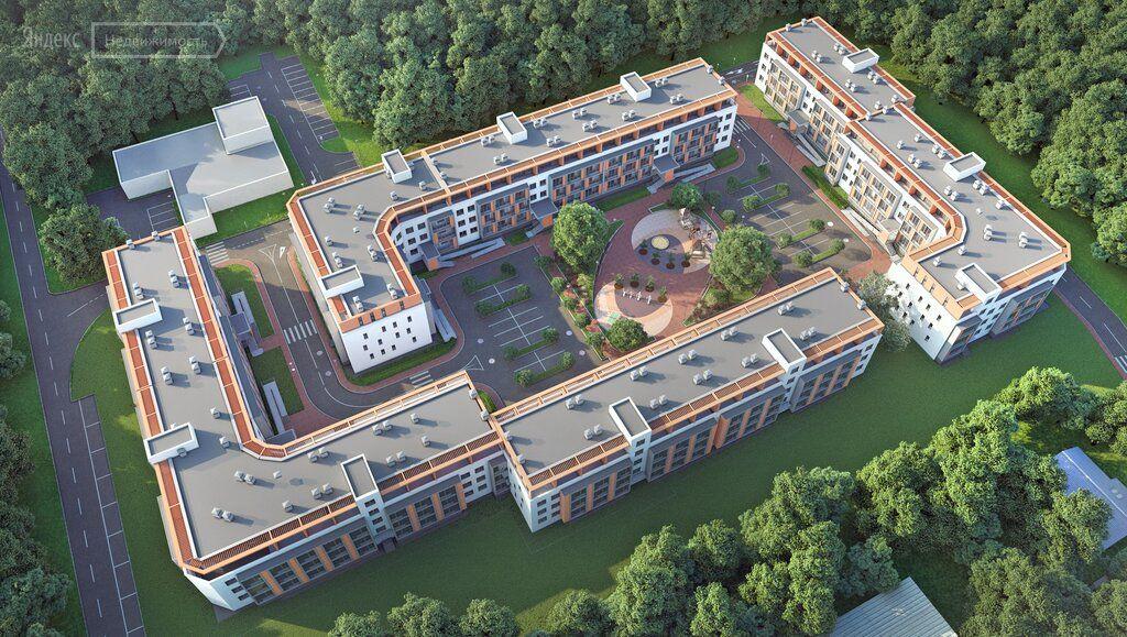 Продажа двухкомнатной квартиры Лосино-Петровский, Почтовый переулок 1, цена 3850000 рублей, 2021 год объявление №575532 на megabaz.ru