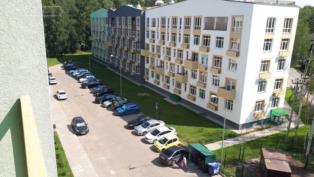 Продажа трёхкомнатной квартиры поселок Мещерино, метро Домодедовская, цена 10220000 рублей, 2021 год объявление №658681 на megabaz.ru
