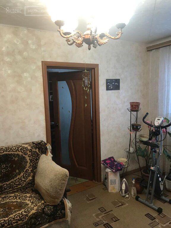 Продажа двухкомнатной квартиры Орехово-Зуево, Текстильная улица 3, цена 2400000 рублей, 2021 год объявление №554376 на megabaz.ru