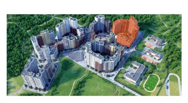 Продажа однокомнатной квартиры поселок Нагорное, метро Медведково, Липкинское шоссе 5К, цена 5633320 рублей, 2021 год объявление №558191 на megabaz.ru
