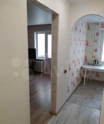 Аренда однокомнатной квартиры Клин, улица Гагарина 55, цена 16000 рублей, 2021 год объявление №1308437 на megabaz.ru