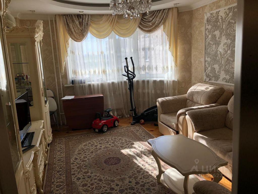 Аренда трёхкомнатной квартиры Москва, метро Автозаводская, улица Сайкина 19, цена 80000 рублей, 2021 год объявление №1426266 на megabaz.ru