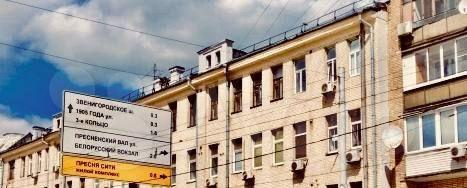 Продажа студии Москва, метро Улица 1905 года, улица Красная Пресня 44с3, цена 3650000 рублей, 2021 год объявление №555755 на megabaz.ru