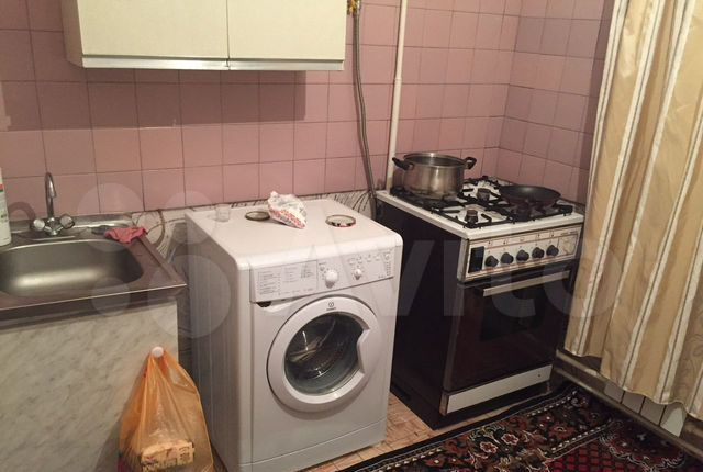 Аренда однокомнатной квартиры Кашира, улица Металлургов, цена 14000 рублей, 2021 год объявление №1339419 на megabaz.ru