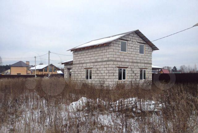 Продажа дома деревня Пешково, 2-я Заречная улица, цена 2300000 рублей, 2021 год объявление №552066 на megabaz.ru