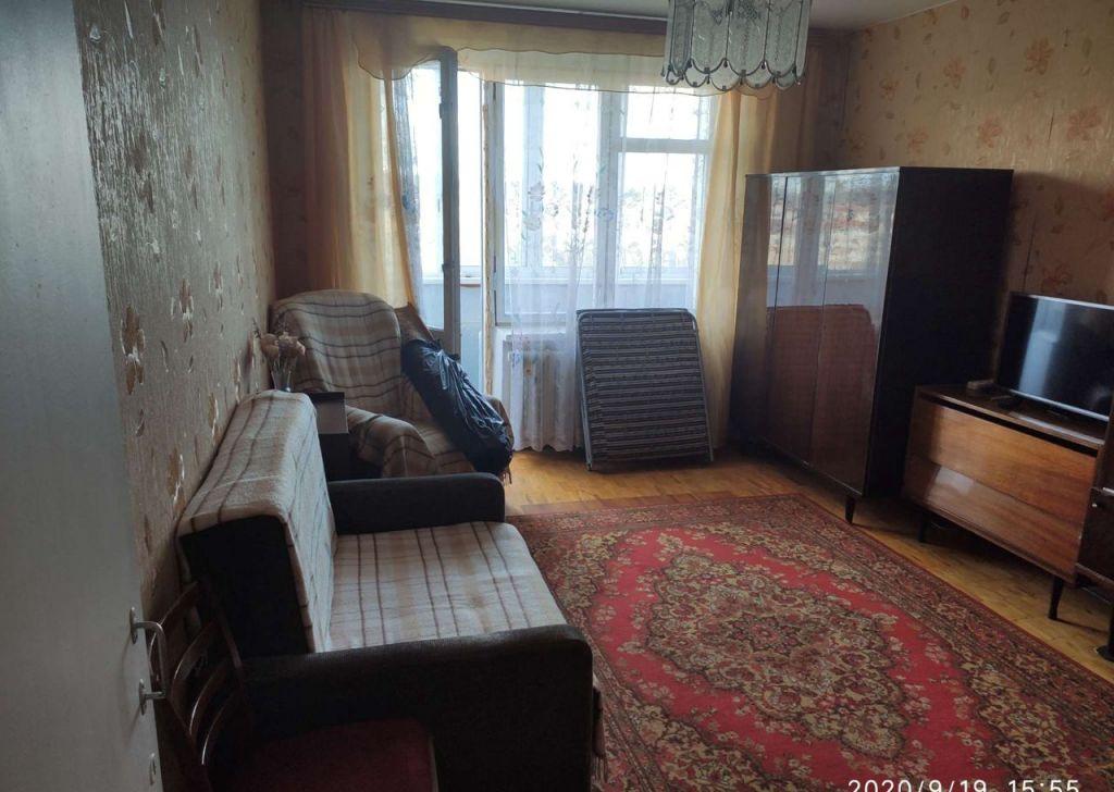 Аренда однокомнатной квартиры Истра, улица 9 Гвардейской Дивизии 62А, цена 18000 рублей, 2020 год объявление №1218777 на megabaz.ru