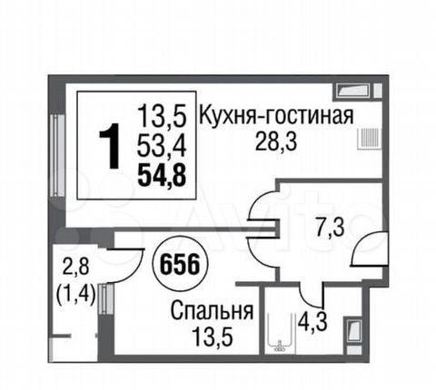 Продажа однокомнатной квартиры Москва, метро Ботанический сад, цена 18000000 рублей, 2021 год объявление №576570 на megabaz.ru