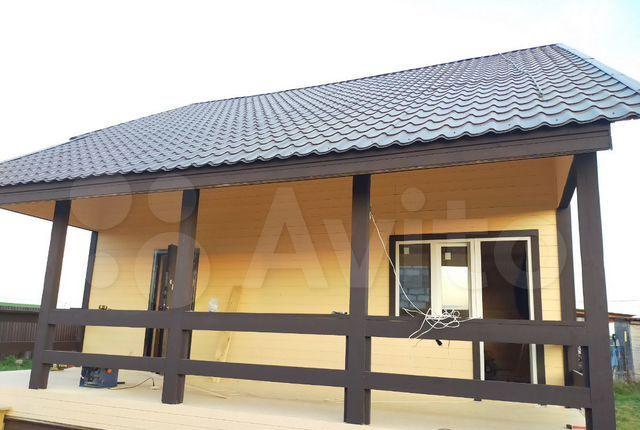 Продажа дома деревня Чепелёво, цена 4550000 рублей, 2021 год объявление №511250 на megabaz.ru