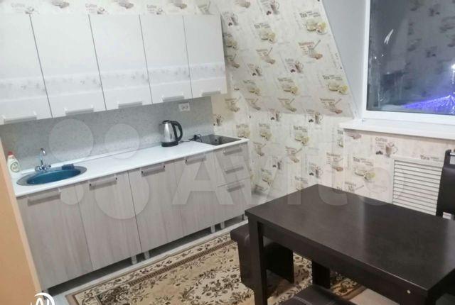 Аренда однокомнатной квартиры деревня Бородино, Варшавское шоссе 68, цена 24000 рублей, 2021 год объявление №1314100 на megabaz.ru