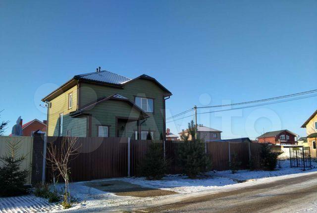 Продажа дома деревня Ходаево, цена 7500000 рублей, 2021 год объявление №544616 на megabaz.ru