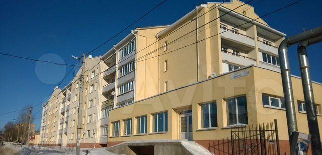 Продажа двухкомнатной квартиры поселок Дорохово, улица Виксне 14, цена 3095000 рублей, 2021 год объявление №587979 на megabaz.ru