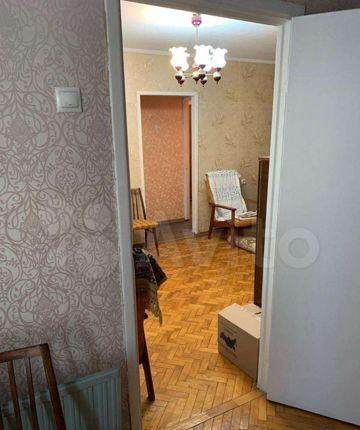 Продажа двухкомнатной квартиры Москва, метро Севастопольская, улица Каховка 13к6, цена 9750000 рублей, 2021 год объявление №552040 на megabaz.ru