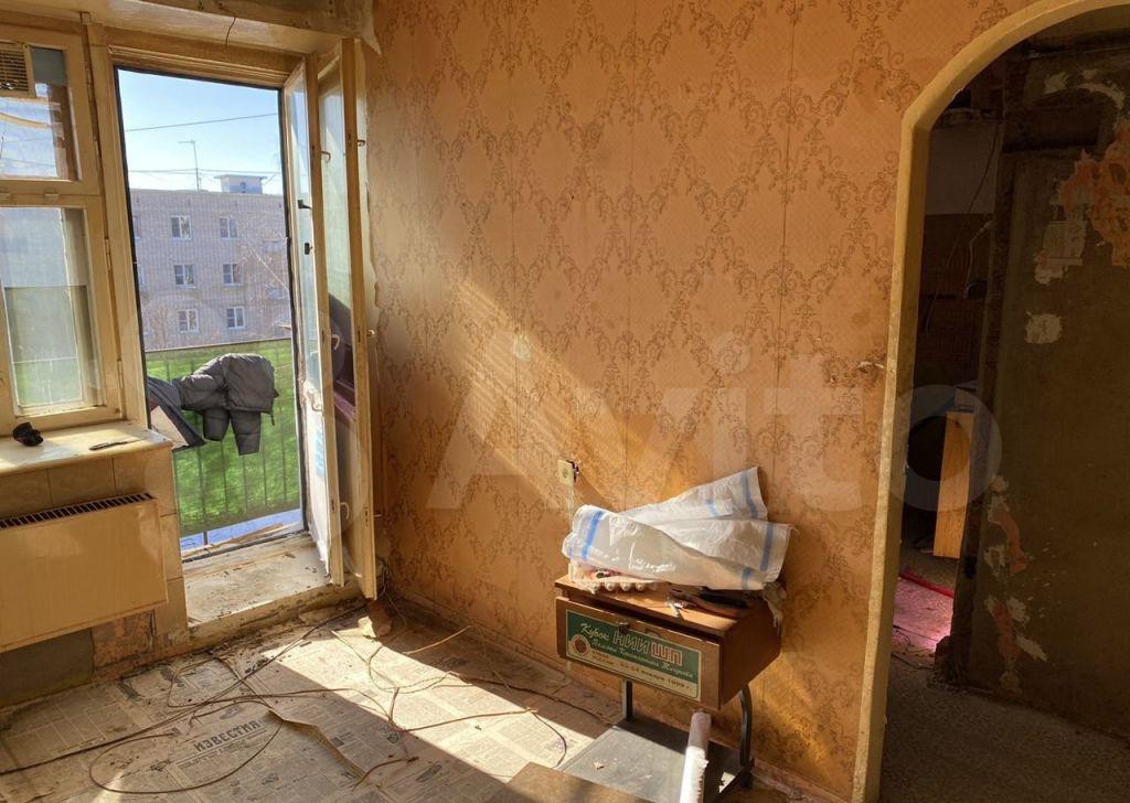 Продажа однокомнатной квартиры поселок Новосиньково, цена 1800000 рублей, 2021 год объявление №584446 на megabaz.ru