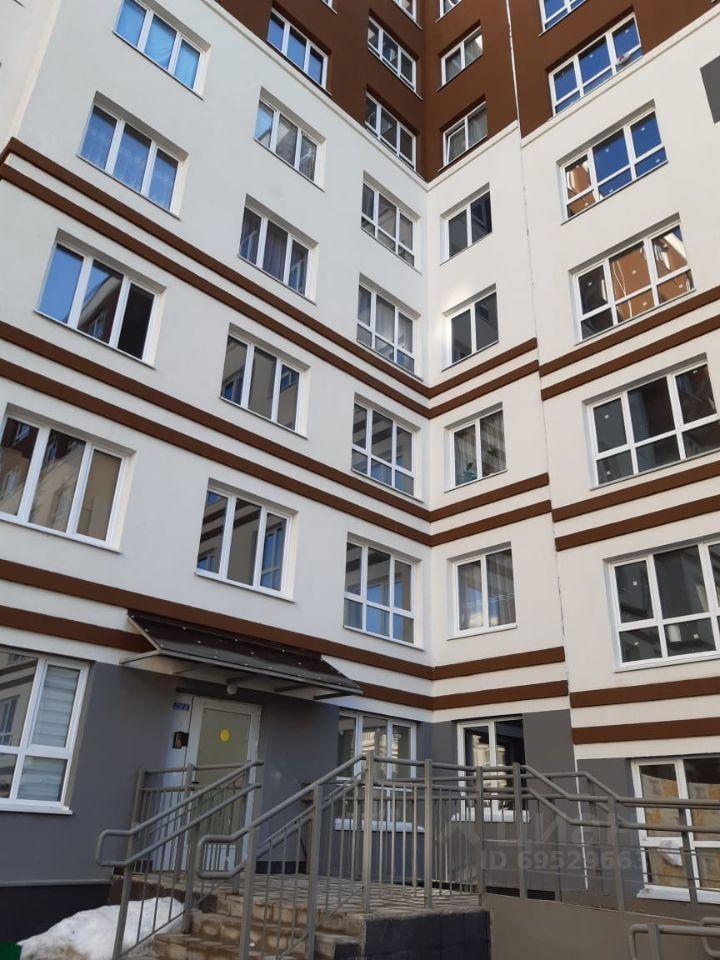 Аренда однокомнатной квартиры рабочий посёлок Нахабино, Покровская улица 4, цена 23000 рублей, 2021 год объявление №1403617 на megabaz.ru