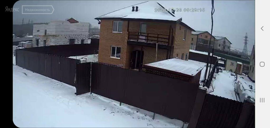 Продажа дома деревня Андреевское, метро Красногвардейская, цена 6750000 рублей, 2021 год объявление №554017 на megabaz.ru