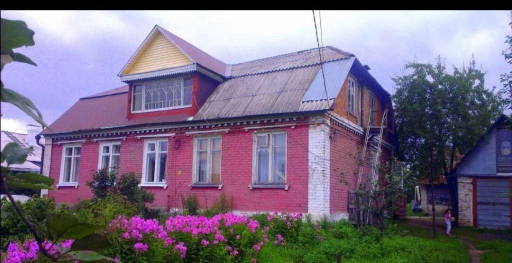 Продажа дома Кашира, Луговая улица 11, цена 1900000 рублей, 2021 год объявление №541623 на megabaz.ru