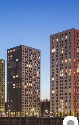 Продажа студии Котельники, Сосновая улица 1к10, цена 4900000 рублей, 2021 год объявление №577204 на megabaz.ru