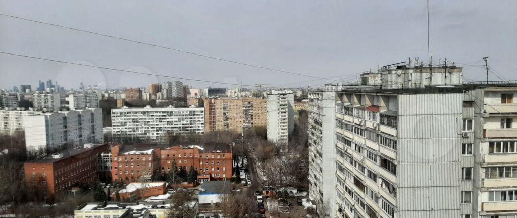 Продажа трёхкомнатной квартиры Москва, метро Варшавская, Болотниковская улица 3к1, цена 18200000 рублей, 2021 год объявление №591741 на megabaz.ru