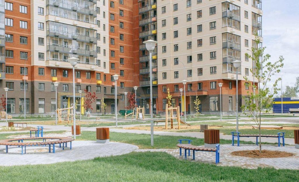 Продажа двухкомнатной квартиры Красногорск, цена 10400000 рублей, 2021 год объявление №638556 на megabaz.ru