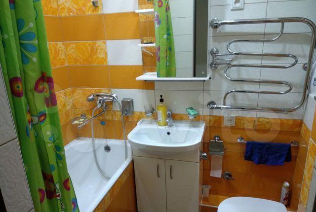 Аренда двухкомнатной квартиры поселок Горки-2, цена 2000 рублей, 2021 год объявление №1318731 на megabaz.ru