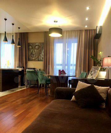 Продажа двухкомнатной квартиры село Ромашково, Рублёвский проезд 40к2А, цена 16000000 рублей, 2021 год объявление №572041 на megabaz.ru