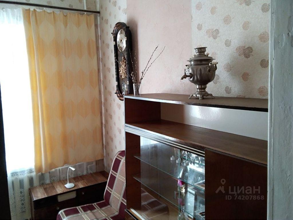 Продажа двухкомнатной квартиры Пересвет, улица Бабушкина 2, цена 2850000 рублей, 2021 год объявление №631300 на megabaz.ru