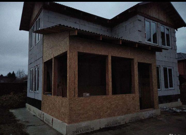 Продажа дома деревня Новая, цена 5750000 рублей, 2021 год объявление №553160 на megabaz.ru