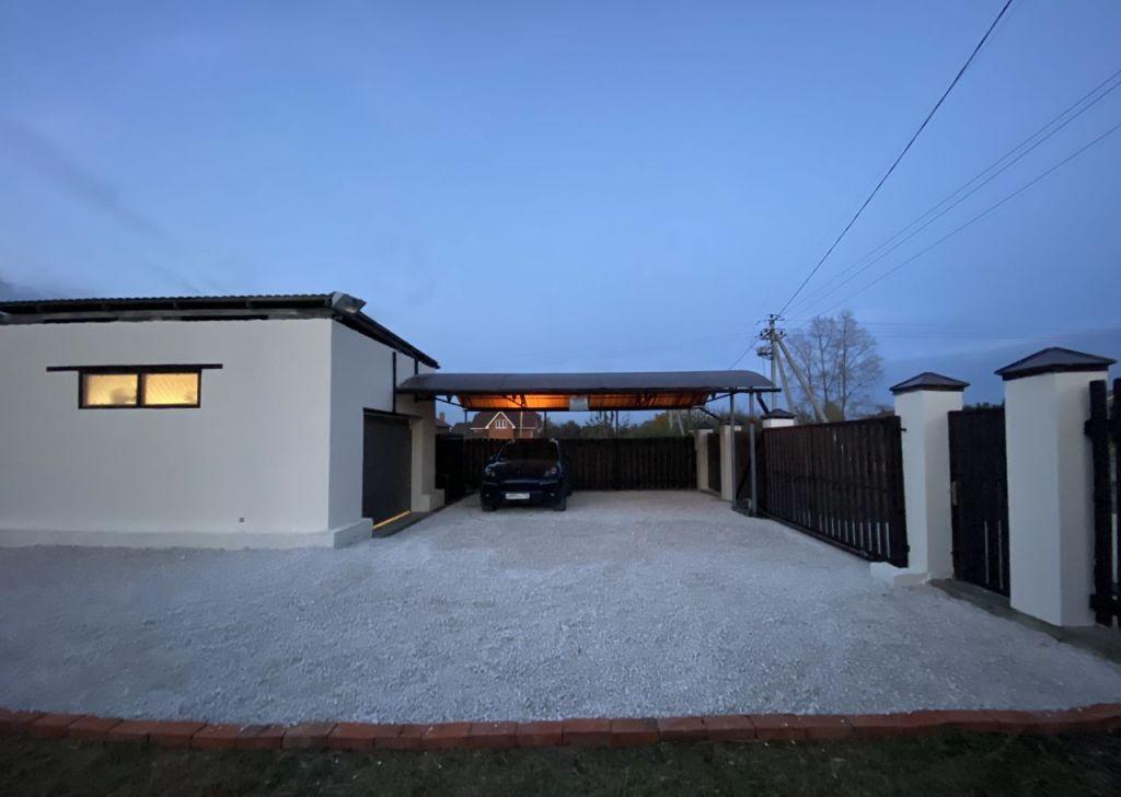 Продажа дома село Михайловская Слобода, цена 7100000 рублей, 2021 год объявление №550239 на megabaz.ru