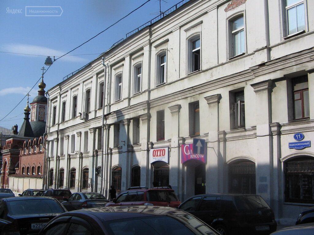 Продажа комнаты Москва, метро Китай-город, Подколокольный переулок 11, цена 3000000 рублей, 2021 год объявление №553278 на megabaz.ru