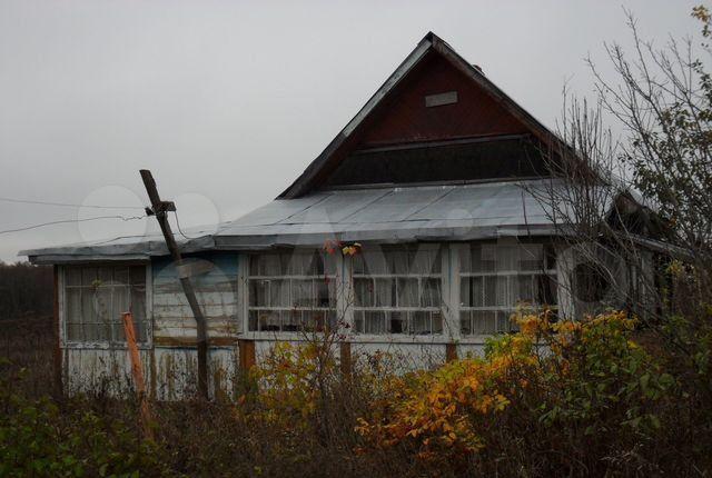 Продажа дома деревня Семенково, цена 1900000 рублей, 2021 год объявление №580175 на megabaz.ru
