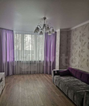 Аренда двухкомнатной квартиры поселок Володарского, Центральная улица 22, цена 25000 рублей, 2021 год объявление №1326115 на megabaz.ru