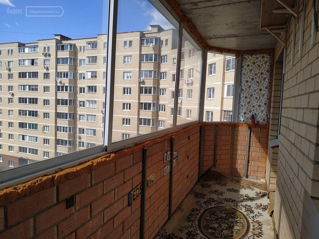 Продажа однокомнатной квартиры село Рождествено, Сиреневый бульвар 3, цена 5150000 рублей, 2021 год объявление №569166 на megabaz.ru