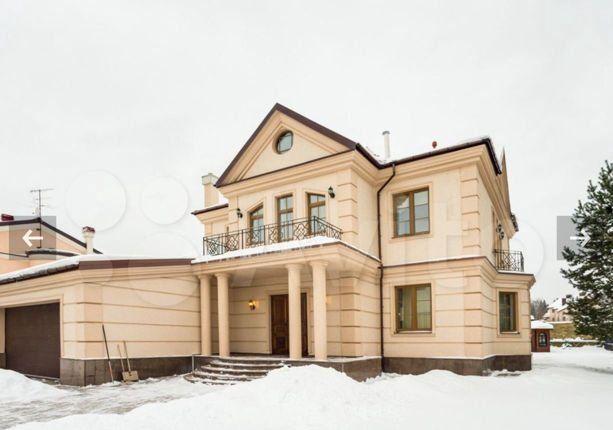 Аренда дома село Николо-Урюпино, улица Архитектора Зусика 21, цена 450000 рублей, 2021 год объявление №1320415 на megabaz.ru
