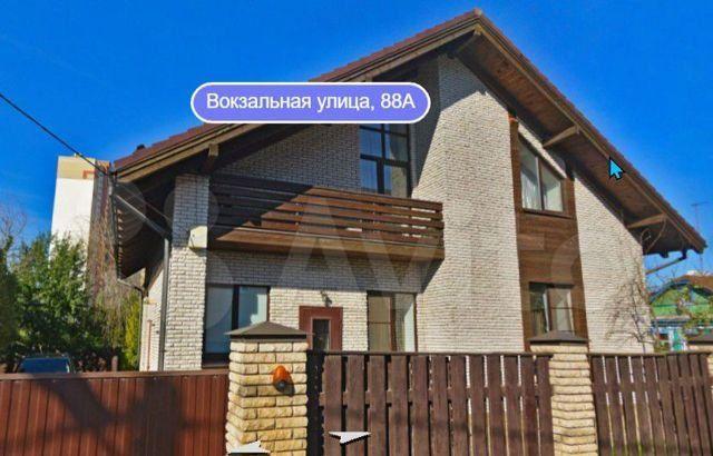 Продажа дома деревня Мамоново, Колхозная улица 110А, цена 4300000 рублей, 2021 год объявление №554765 на megabaz.ru