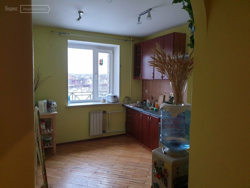 Продажа однокомнатной квартиры Жуковский, улица Анохина 7, цена 5000000 рублей, 2021 год объявление №581003 на megabaz.ru