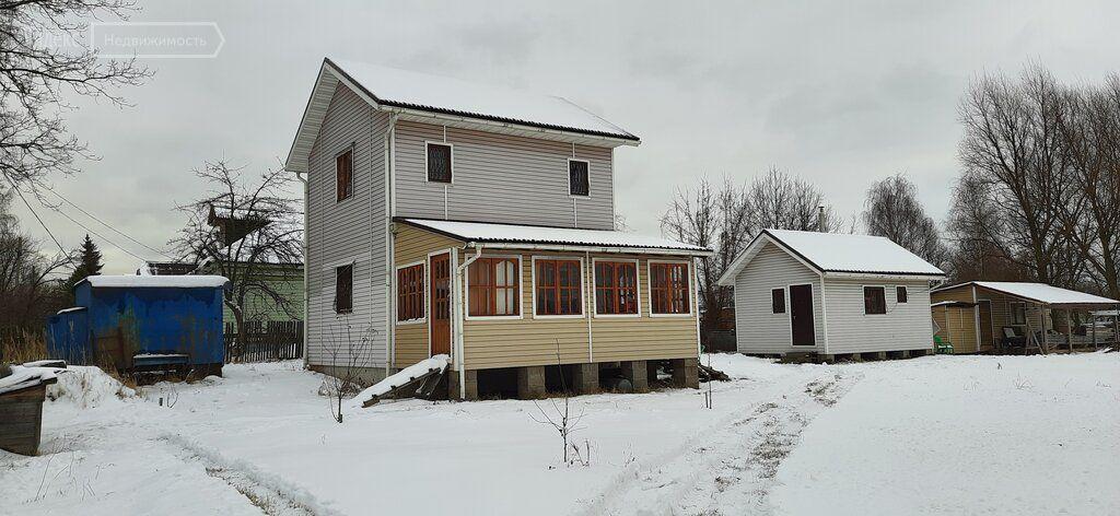 Продажа дома деревня Фенино, цена 8900000 рублей, 2021 год объявление №553575 на megabaz.ru